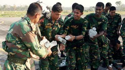 এএমসি পদে জনবল নিচ্ছে সেনাবাহিনী