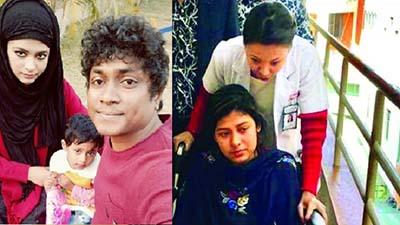 ফিরলেন অ্যানি, নেপালের হিমগারে পড়ে আছে  স্বামী-সন্তানের লাশ