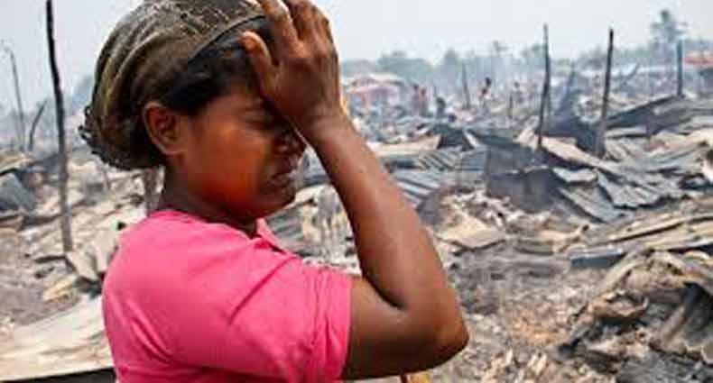 আন্তর্জাতিক গণ-আদালত: রোহিঙ্গাদের উপর গণহত্যা হচ্ছে