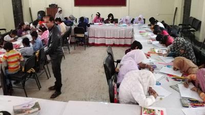 বিজয় দিবস উপলক্ষে শিশু-কিশোরদের চিত্রাঙ্কন প্রতিযোগীতা