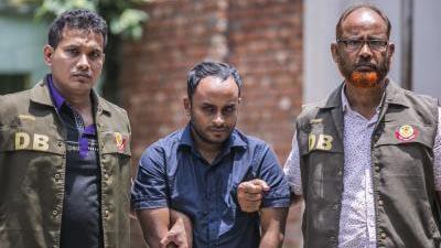 স্বীকারোক্তিমূলক জবানবন্দি দিলেন নাঈম আশরাফ