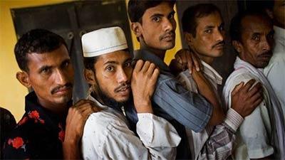 আসামে 'নাগরিক তালিকা'য় বাদ পড়ছে লাখ-লাখ মুসলিম