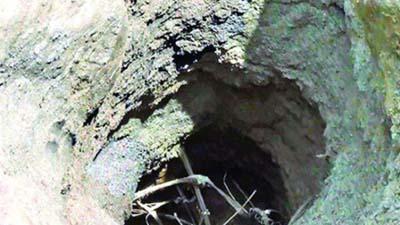 ৩৫ ফুট বালির গর্তে পড়ে শ্রমিকের মৃত্যু