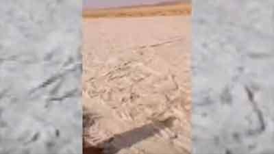 'বালির নদী'তে বালির স্রোত! (ভিডিও)