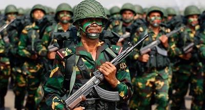 এসএসসি পাস প্রচুর  নারী-পুরুষ নেবে সেনাবাহিনী