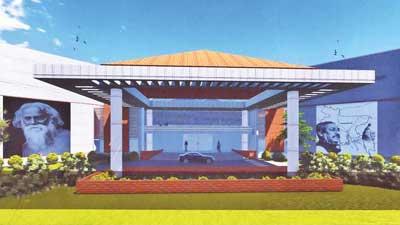হাসিনা-মোদির স্পর্শে খুলবে বাংলাদেশ ভবন