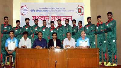 নেপাল যাচ্ছে বাংলাদেশ ভলিবল দল