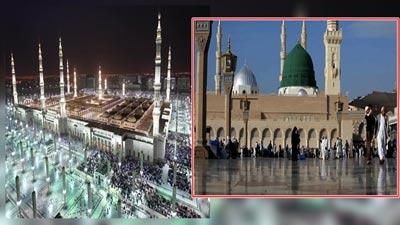 নিজ হাতে মসজিদটি নির্মাণ করেছিলেন হযরত মোহাম্মদ সা: