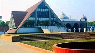উদ্বোধনের অপেক্ষায় ভোলার 'স্বাধীনতা জাদুঘর'