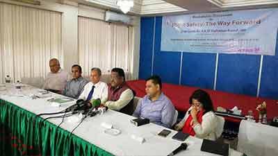 বাংলাদেশ বিমানের মন্ত্রী না আমি: বিমানমন্ত্রী