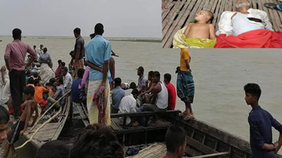 যমুনায় নৌকাডুবিতে ৩ জনের লাশ উদ্ধার,  এখনও নিখোঁজ ৩০