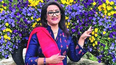 অভিনয়ে ফিরব না : ববিতা