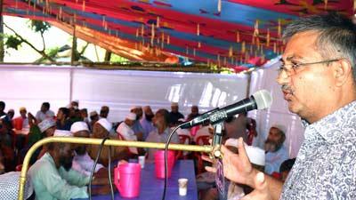 দোষীদের শাস্তি নিশ্চিত করা অপরিহার্য: বজলুর রশীদ
