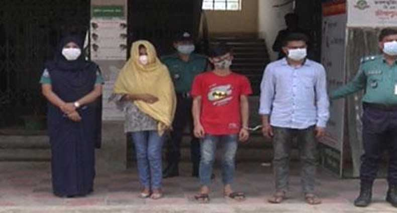 চট্টগ্রামে স্কুলছাত্রী ধর্ষণের ঘটনায় প্রধান আসামি চান্দু গ্রেফতার