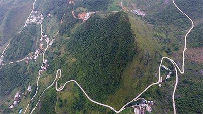 চীনে মাটি নিচের শহরটি ৮০০ বছরের পুরনো