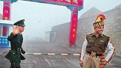 সিকিম সীমান্তে ভারতের বাংকার গুড়িয়ে দিল চীন