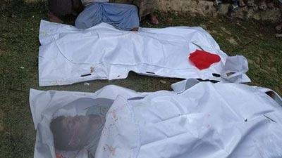 'বন্দুকযুদ্ধে' ২ রোহিঙ্গা মাদক ব্যবসায়ী নিহত