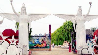 ঘুরে আসুন প্রাকৃতিক সৌন্দর্যময় বিনোদন কেন্দ্র স্বপ্নপুরী