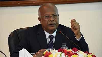 'দালিলিক প্রমাণ পেলেই এস কে সিনহার বিরুদ্ধে ব্যবস্থা'