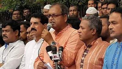 'খালেদা জিয়াকে সংবর্ধনা দিতে প্রস্তুত বিএনপি'