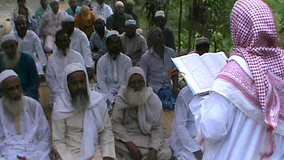 সৌদি সঙ্গে মিলে মুন্সীগঞ্জে ১৫ গ্রামে ঈদ