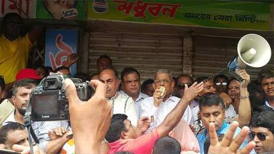 'অসুস্থ খালেদা জিয়াকে সুচিকিৎসা দেয়া হচ্ছে না'