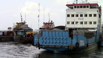 শিমুলিয়া-কাঠালবাড়ি নৌরুটে নৌযান চলাচল শুরু