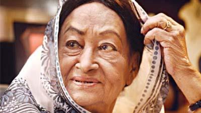 কিংবদন্তি সঙ্গীতশিল্পী ফিরোজা বেগমের প্রয়াণ দিবস আজ