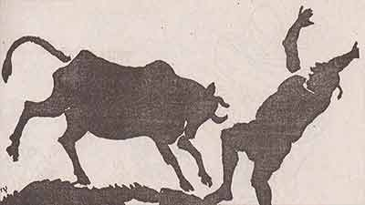 রাজধানীতে গরুর গুঁতোয় বৃদ্ধ নিহত