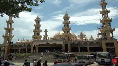 দক্ষিণ এশিয়ার সর্বোচ্চ বড় মসজিদ নির্মিত হচ্ছে বাংলাদেশে