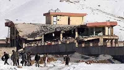 আফগান সামরিক ঘাঁটিতে তালেবান হামলা, নিহত শতাধিক