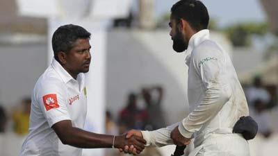 ভারত-শ্রীলঙ্কা পাতানো টেস্ট তদন্তে আইসিসি