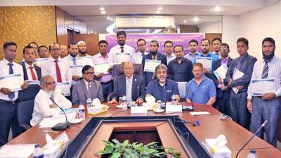 'বাসেল-৩ বাস্তবায়ন' শীর্ষক প্রশিক্ষণ কর্মশালা অনুষ্ঠিত