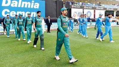 ভারতীয় বোর্ডকে চাপে ফেলার কৌশল নিয়েছে পাকিস্তান