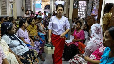 দু্ই যুগেও স্বাস্থ্যসেবায় এগোতে পারেনি ভারত