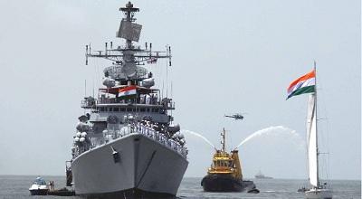 ধেয়ে আসছে 'মোরা', বাংলাদেশের সহায়তায় প্রস্তুত ভারতীয় নৌ-বাহিনী
