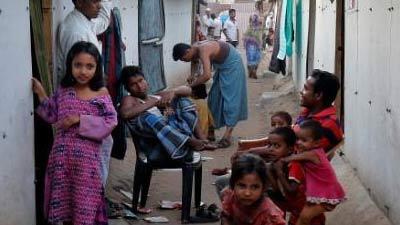 রোহিঙ্গাদের বের করে দিতে চায় ভারত