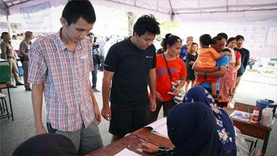 থাইল্যান্ডের সরকার গঠনে একজোট বিরোধী দল