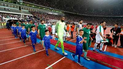 যুদ্ধবিধ্বস্ত ইরাকে আন্তর্জাতিক ফুটবল