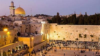 জেরুজালেম ইস্যুতে ১০ দেশের পেছনে ঘুরছে ইসরাইল