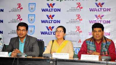জেএফএ অনূর্ধ্ব-১৪ নারী ফুটবল শুরু মঙ্গলবার