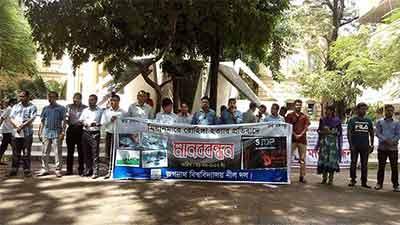 ধর্ম নয়, মানববতার জন্য রোহিঙ্গাদের পাশে বাংলাদেশ