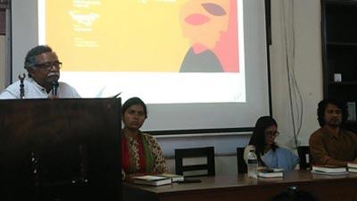 জাবিতে 'বাংলার সমাজ ও সংস্কৃতিতে নারী' বইয়ের মোড়ক উম্মোচন