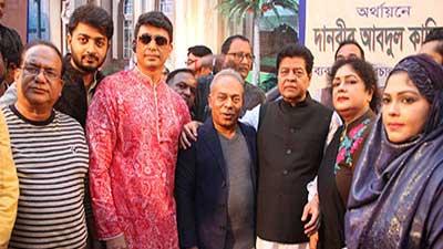 'চলচ্চিত্রের মানুষ আল্লাহকে বেশি ডাকে'