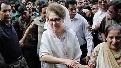 খালেদার হাজিরা পরোয়ানা প্রত্যাহারের শুনানি ২৮ মার্চ