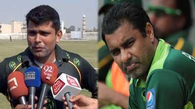 'ওয়াকার পাকিস্তানের ক্রিকেট তিন বছর পিছিয়ে দিয়েছেন'