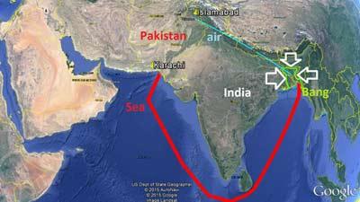 পাকিস্তান সফরে বাংলাদেশের দশ সাংবাদিক