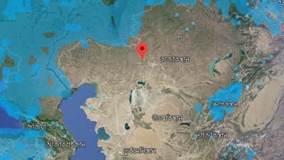 কাজাখস্তানে বাসে আগুন, নিহত ৫২