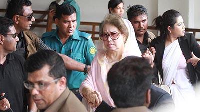 খালেদা জিয়ার 'মুক্তির' বিকল্প পথ খুঁজছে বিএনপি