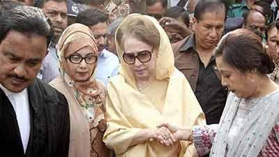 খালেদা জিয়াকে বিএসএমএমইউ-তে নিতে তোড়জোড়